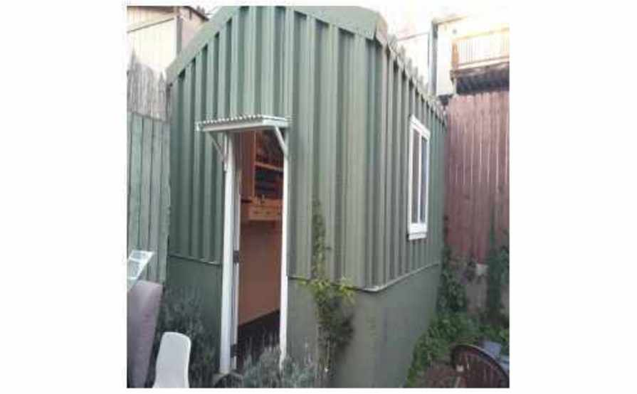12' x 12' Secure Storage Shed