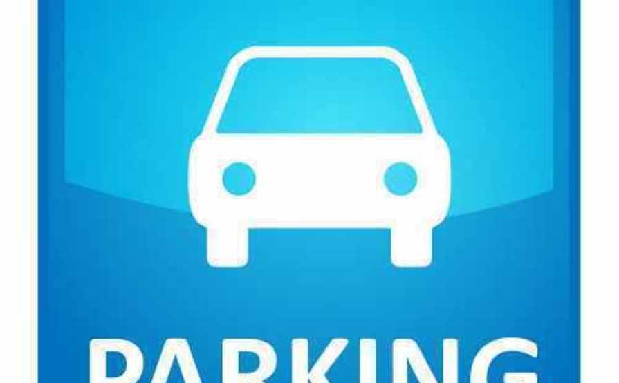 Safe indoor garage parking!!