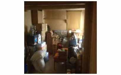 5'x5' indoor basement space, street walk in