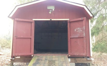 For Rent: Barn for Warehouse/Storage/Workspace