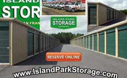 8x20 Secure Self Storage Container