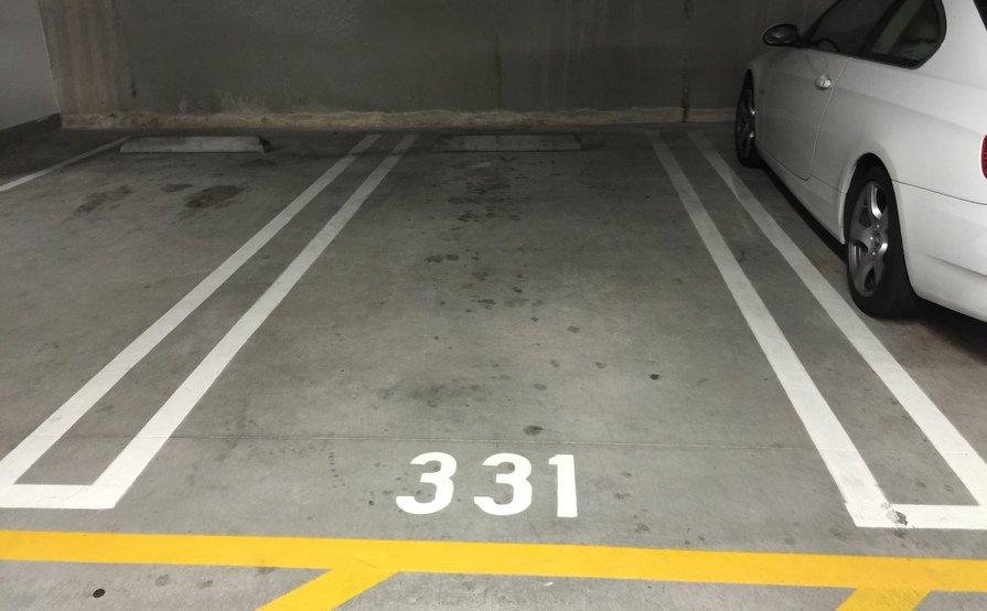 Underground spot near AT&T Park