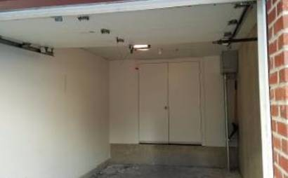 Private Garage with Storage in Adams Morgan (Kalorama Place)