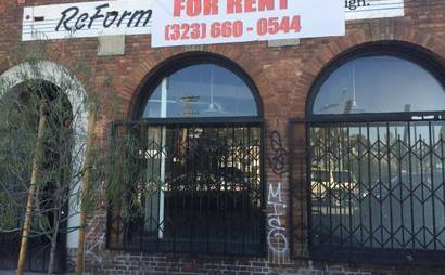 Large retail storefront for rent, great space to pick for a brick & mortar!