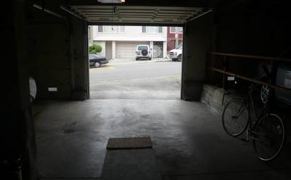 Panhandle garage for parking, affordable!