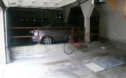 Panhandle garage for parking, affordable!