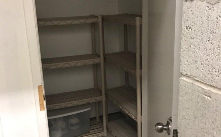 Secured Storage Space - Morris Street