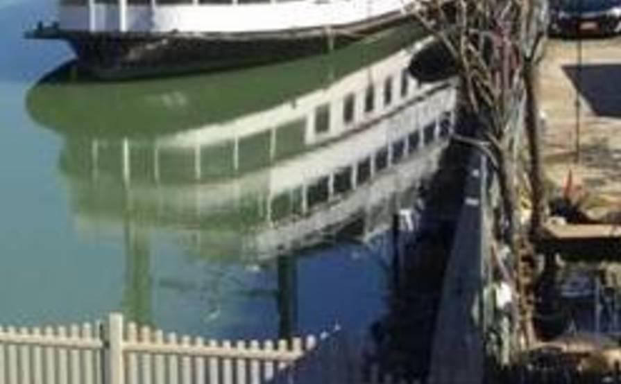 Boat Slip in Bushwick