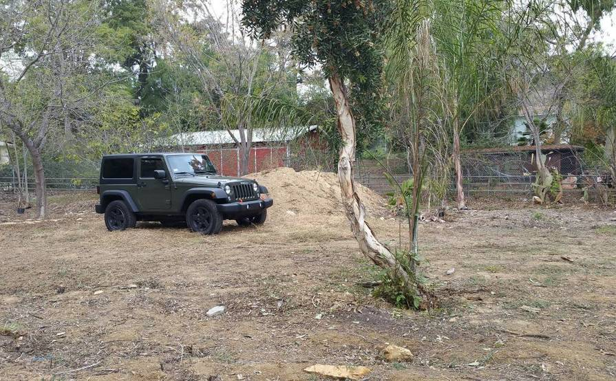 Big Open Space (VACANT LOT)  for Car Storage - La Habre Heights