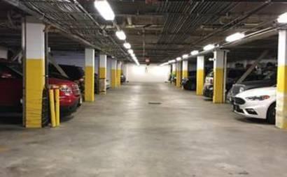 Secured Parking Space in Hoboken