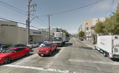 SoMa off street parking available!