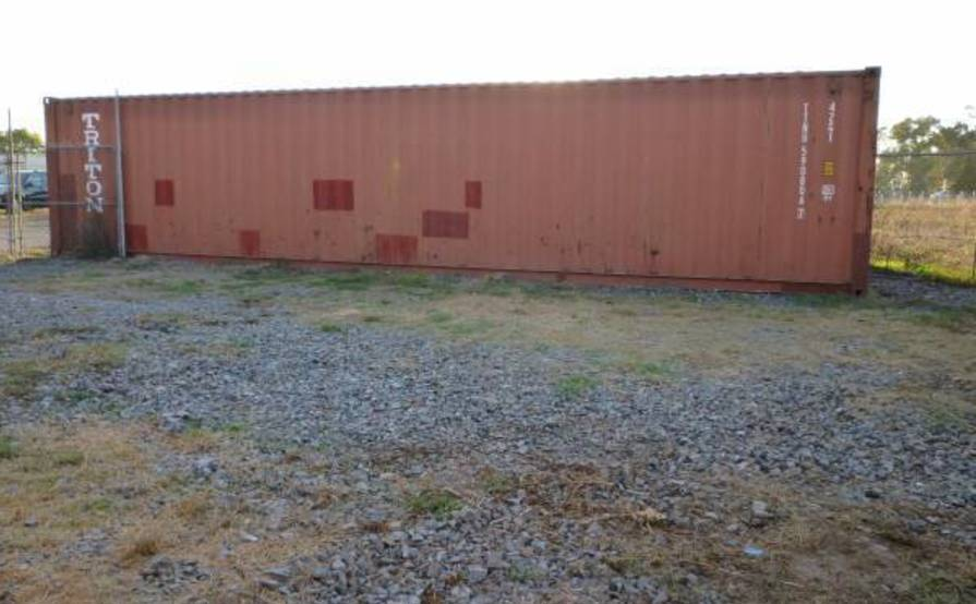 Contractor Staging lot for use