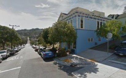 Noe Valley off street parking space/garage