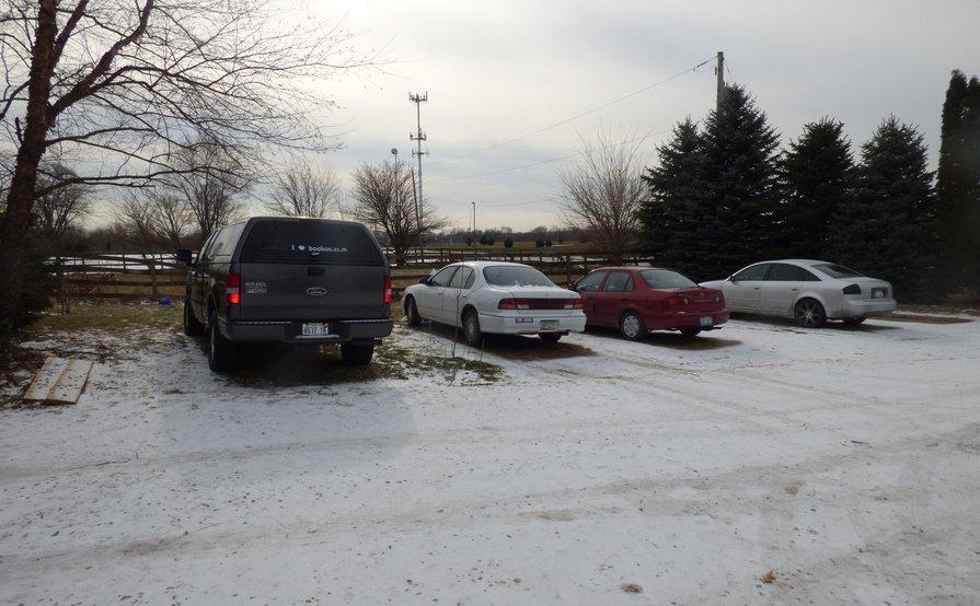 9 Outdoor/Indoor Parking Spots