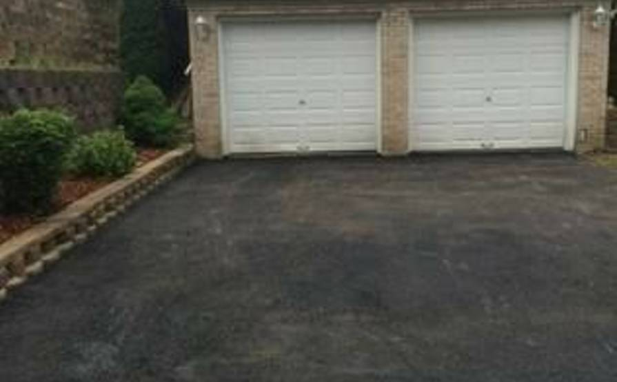 Two car garage for rent