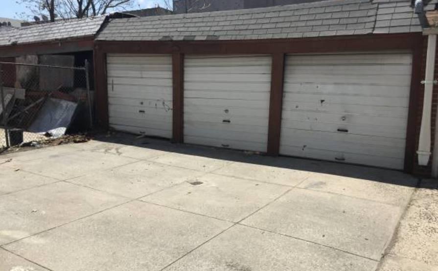 Large driveway plus storage space