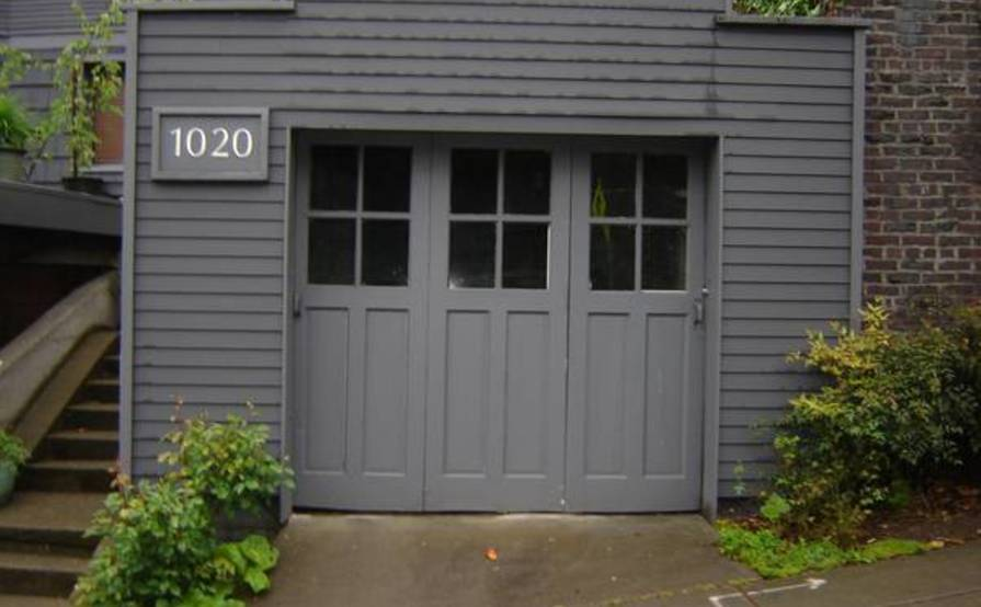 Private, Secure Garage on North Capitol Hill