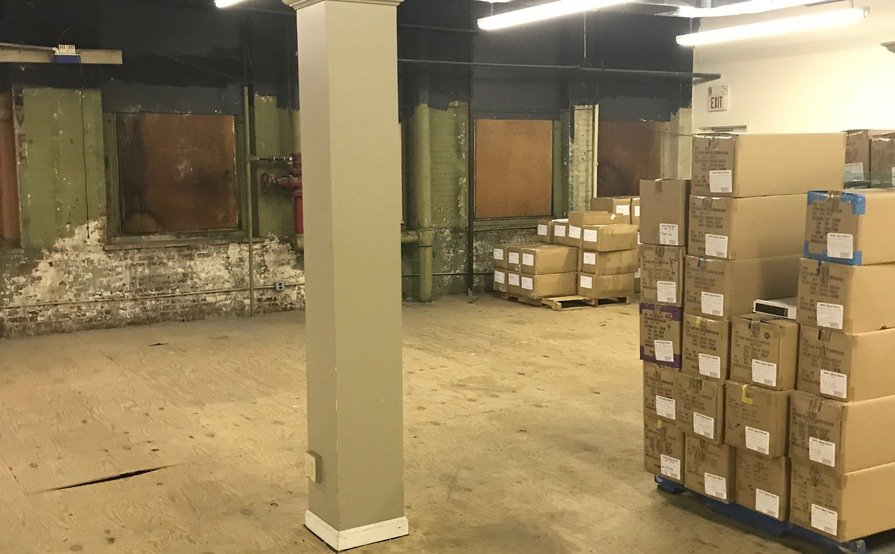 Storage Space For Lease