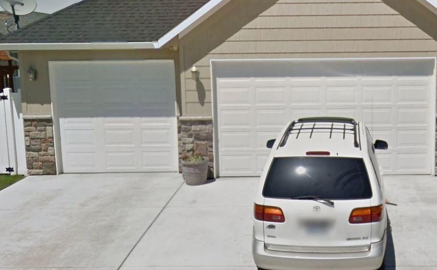 Safe Secured Indoor Parking Space in a garage