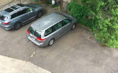 Secured Parking Space #3