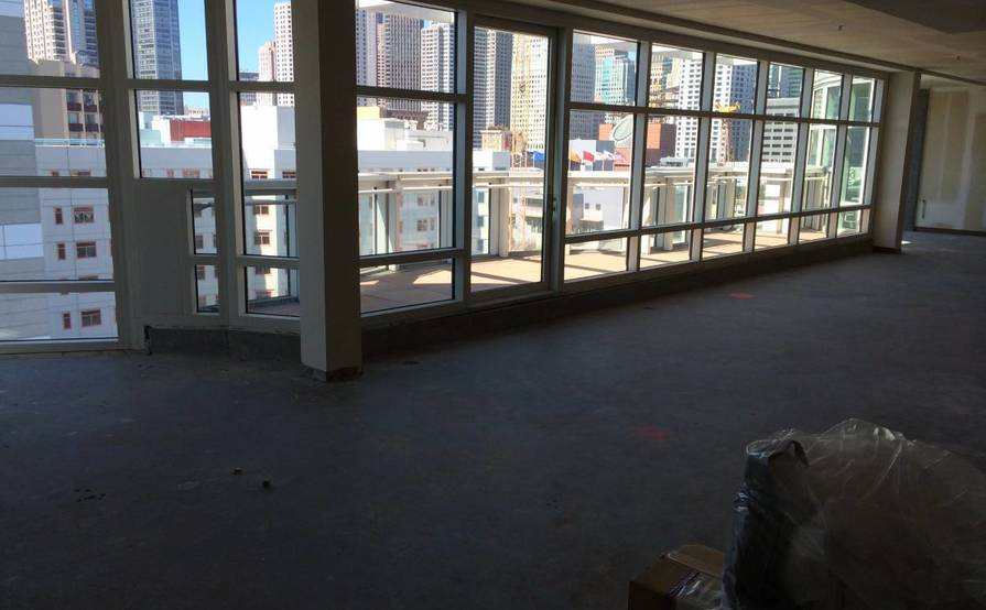 1400 sq ft downtown indoor storage, secure, SOMA Yerba Buena