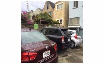 2/4 Outdoor Parking Space in Inner Sunset