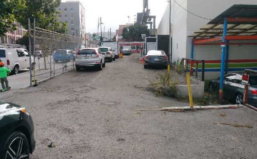 Affordable Parking Space on Cesar Chavez #3