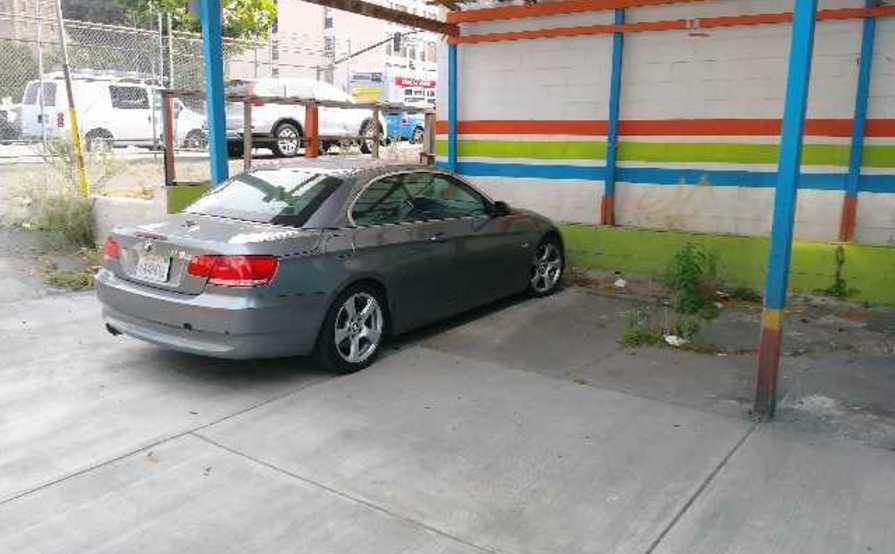 Secured Carport Parking Space #2