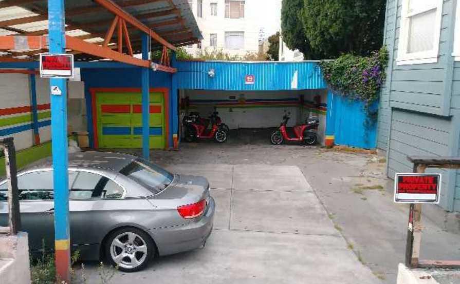 Affordable Carport Parking Space on Cesar Chavez #2