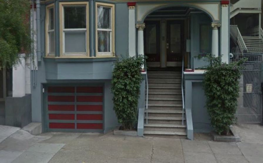 Secured Garage Parking Space #2 in Nob Hill