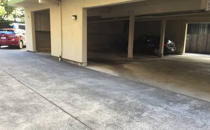 Covered Carports 24/7 access for rent in prime Burlingame location
