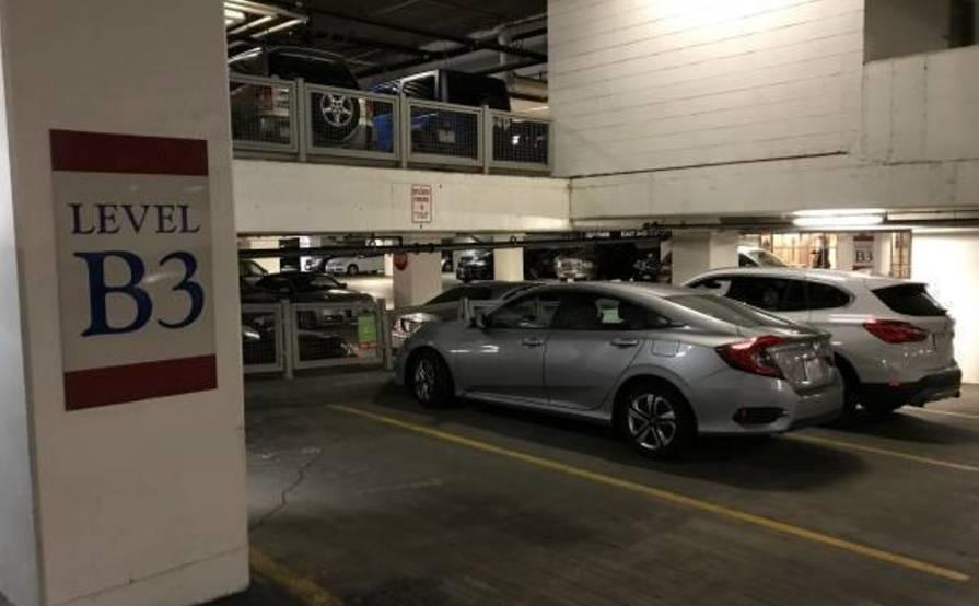 Dedicated garage parking spot @ the Ritz #2