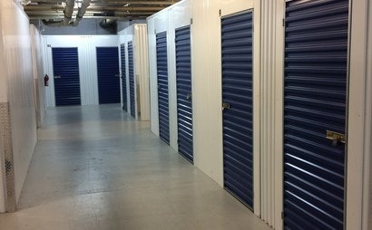 Affordable and well maintained storage