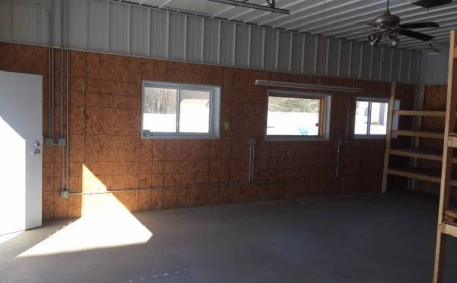Commercial Garages 1000sq ft total available