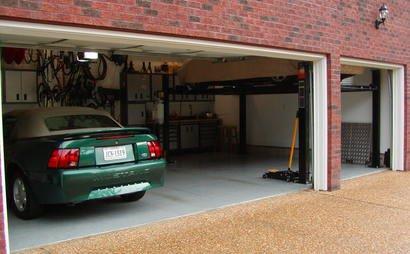 Garage double