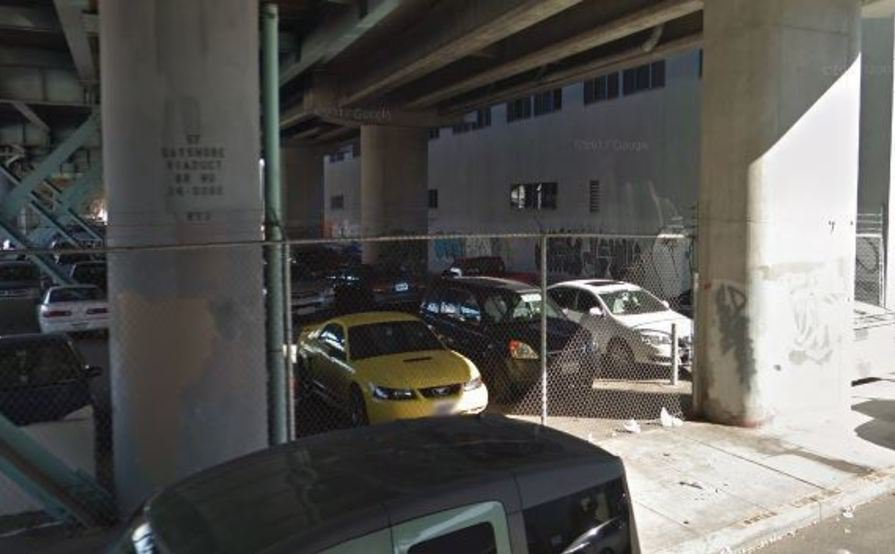 Secured Parking Space in South of Market #3
