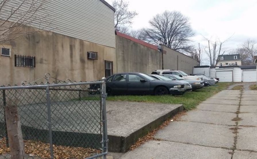 Secured Parking Space in Port Richmond #1