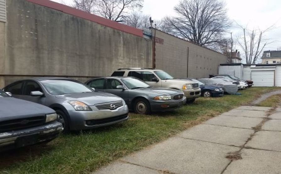 Secured Parking Space in Port Richmond #4