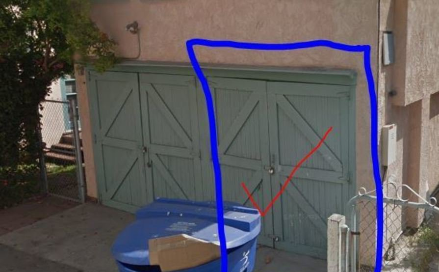 Secured Garage for Storage use in Sta Monica