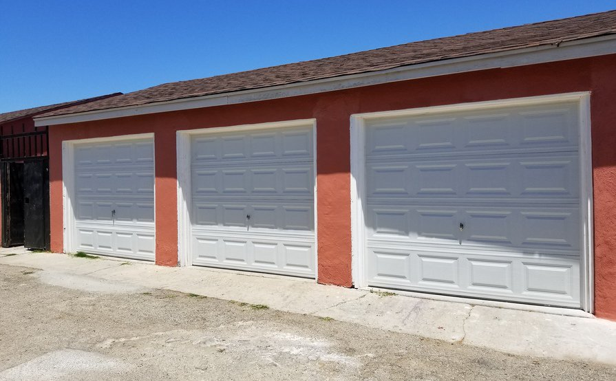 Secured Garage Parking/Storage Space in Central San Pedro