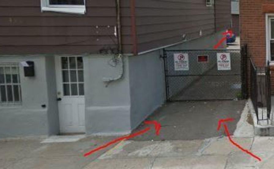 Secured Garage Parking Space in Astoria #1