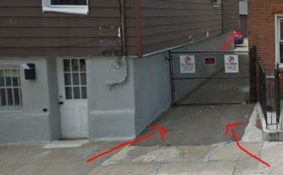 Secured Garage Parking Space in Astoria #1