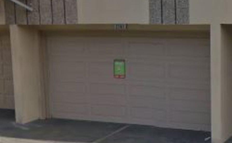 Secured Garage Parking in USF