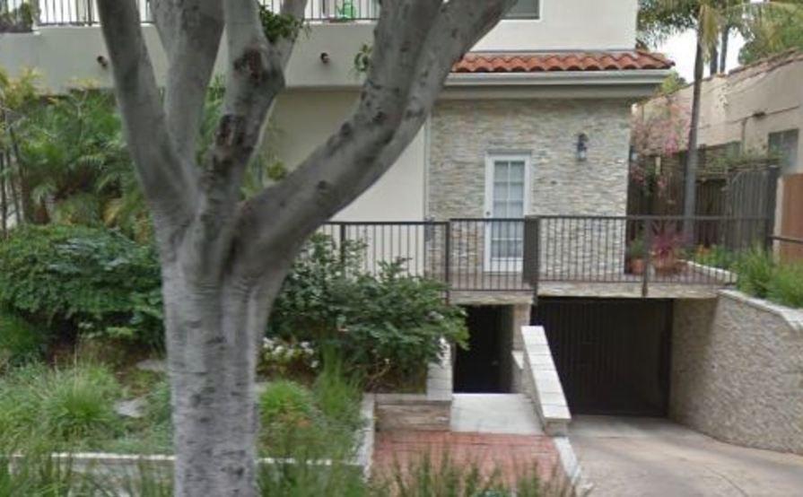 Designated Parking Space near Santa Monica College