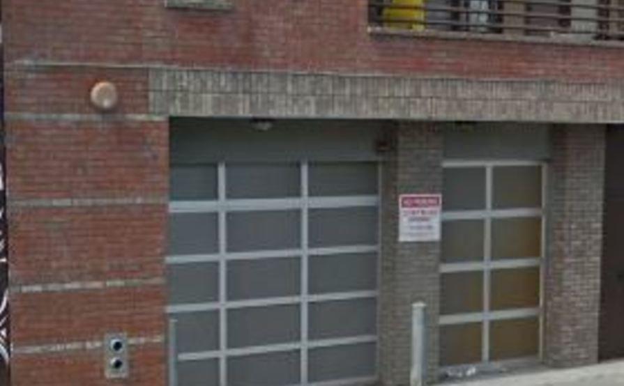 Gated secure garage parking in SOMA
