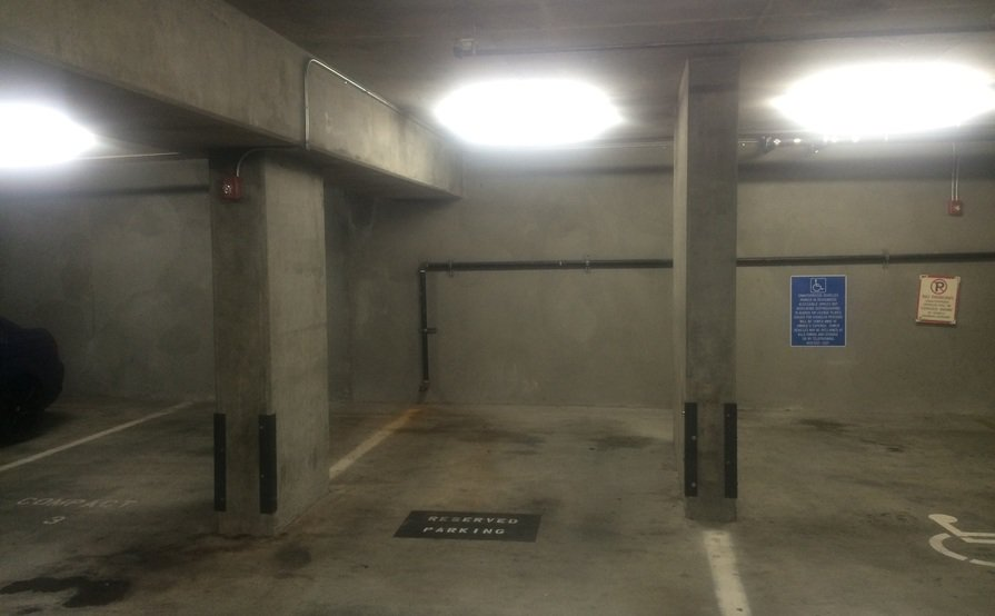 Secured Parking Space in South of Market