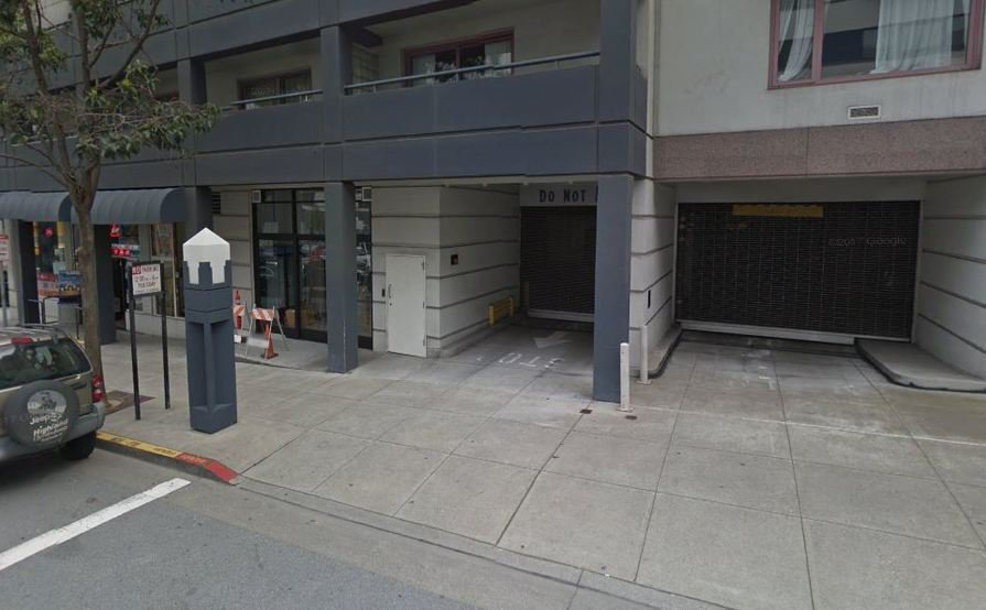 Great location and Secured garage in SOMA