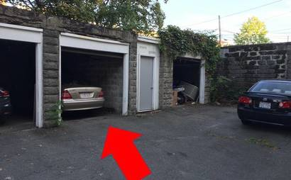 Secured Garage Parking in Brookline