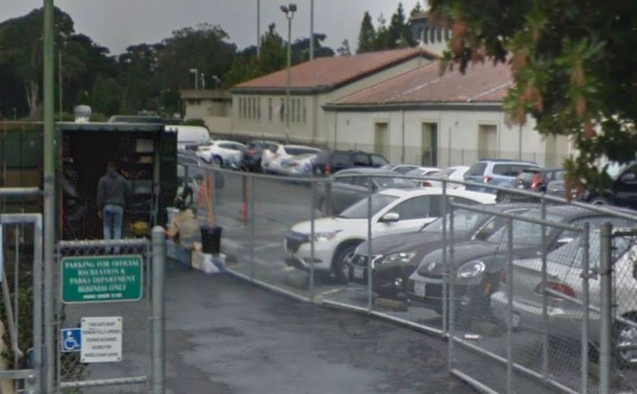 Secured and reliable parking lot in Beulah