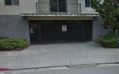 #2 Secured Garage Parking Space in Berkeley